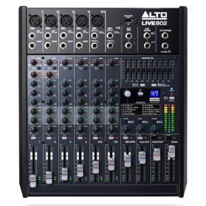 ALTO LIVE 802 FRONT