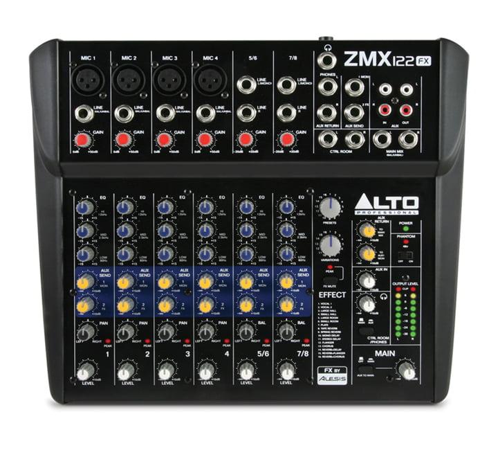 Alto ZMX 122 FX FRONT