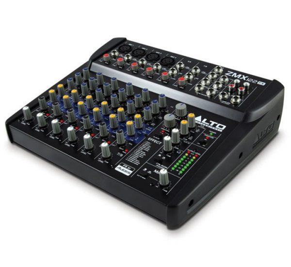 Alto ZMX 122 FX SIDE