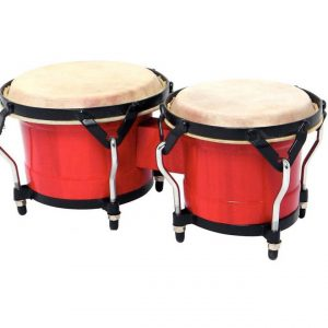 CLUB SALSA BONGOS WINE RED