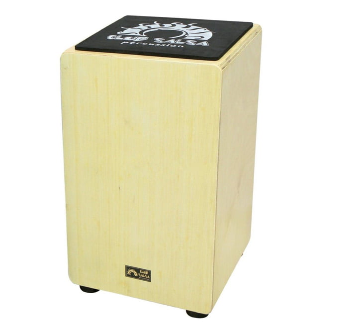 CLUB SALSA CAJON NATURAL