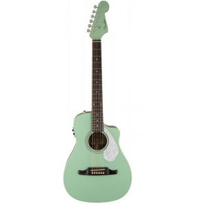 Fender Malibù CE Surf Green