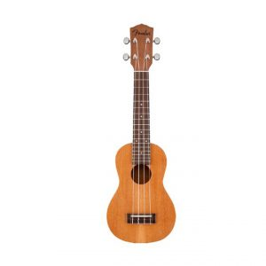 Fender Piha'eu Soprano Ukulele RW