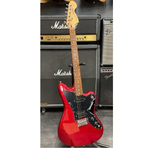 Fender Squier Standard Jagmaster Metallic Red