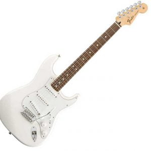 Fender Stratocaster Mexico Artic White