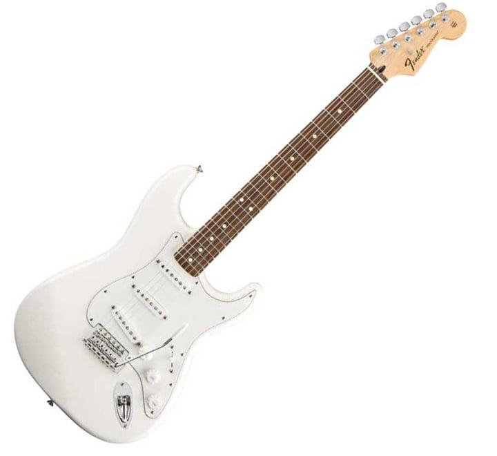 Fender Stratocaster Mexico Artic White