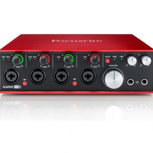 Focusrite Scarlett 18i8 Second Generation
