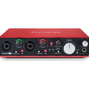 Focusrite Scarlett 2i4 Second Generation