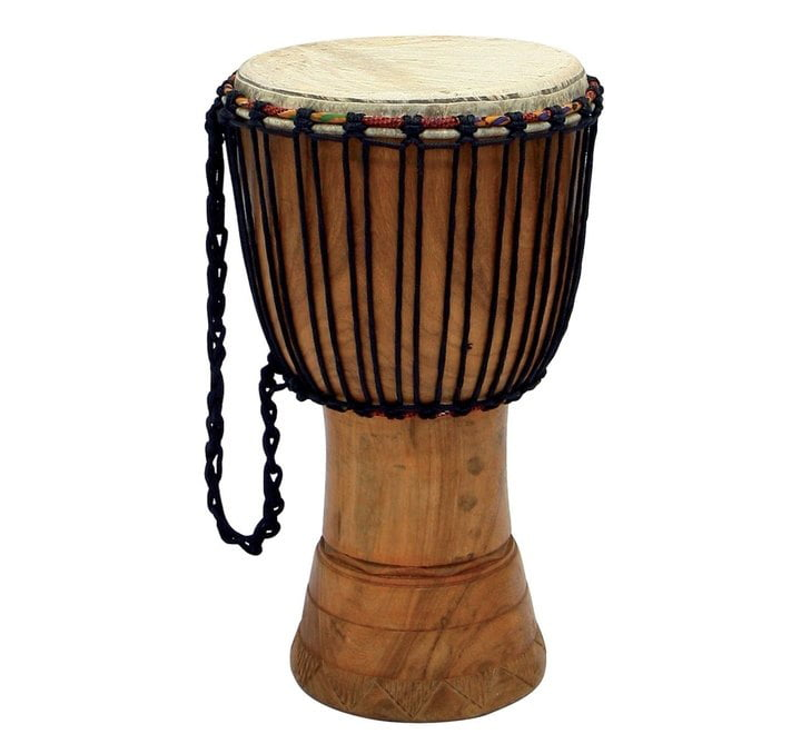 Gewa Djembe Kamballa Large Made in Africa FRONT
