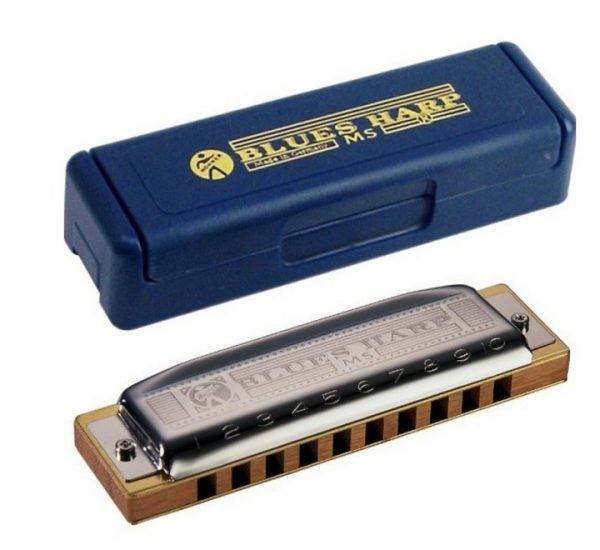 Hohner Blues Harp 532/20 C
