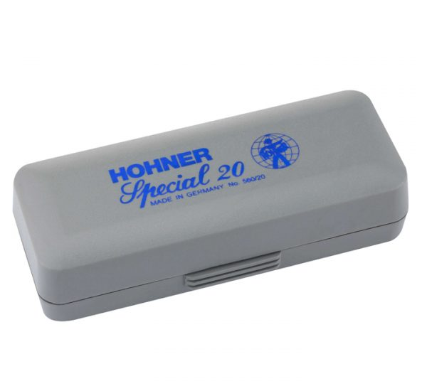 Hohner Special 20 Classic C Front