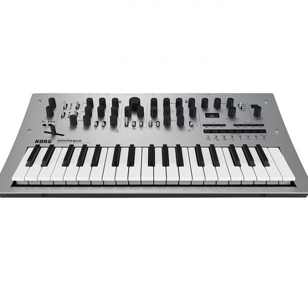 KORG Minilogue FRONT