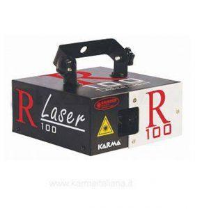 KARMA R100-Laser Rosso