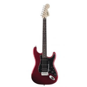 Fender Squier Affinity Stratocaster HSS RW Candy Apple Red