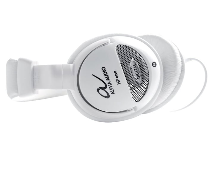 Alpha Audio HP One White