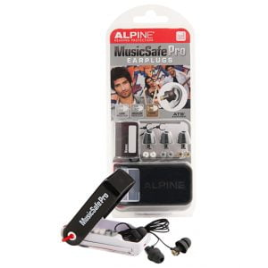 Alpine MUSICSAFE PRO MKII BLACK EDITION