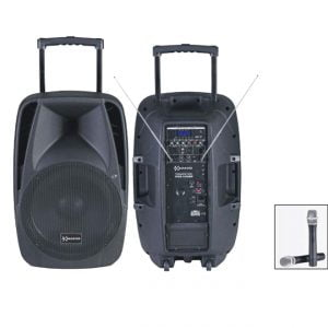 Backvox PSR15A-BT