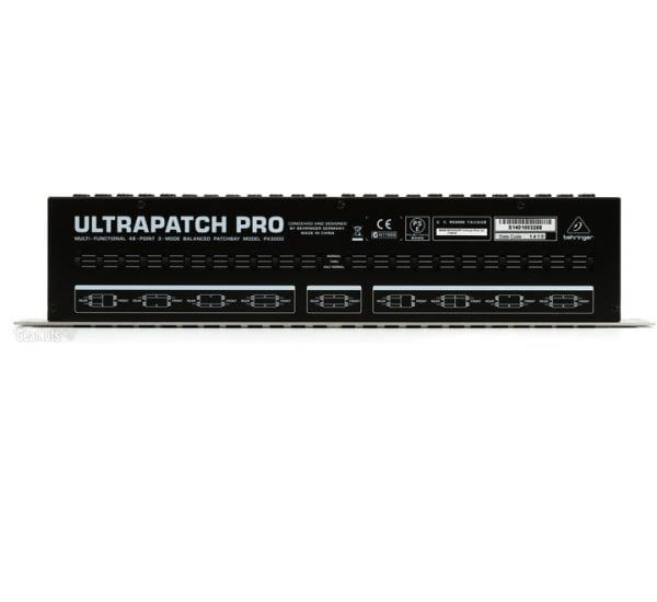Behringer Ultrapatch Pro PX3000 Alto