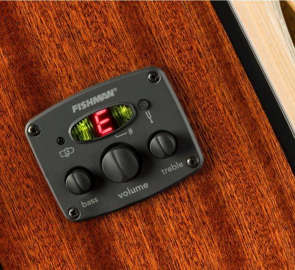 Fender CD-60SCE-12 Nat Detail