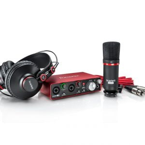 Focusrite Scarlett 2i2 Studio 2 nd Gen