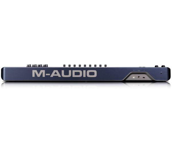 M-AUDIO OXYGEN 61 4TH GEN BACK