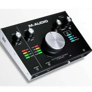 M-Audio M-Track 2x2 M Side