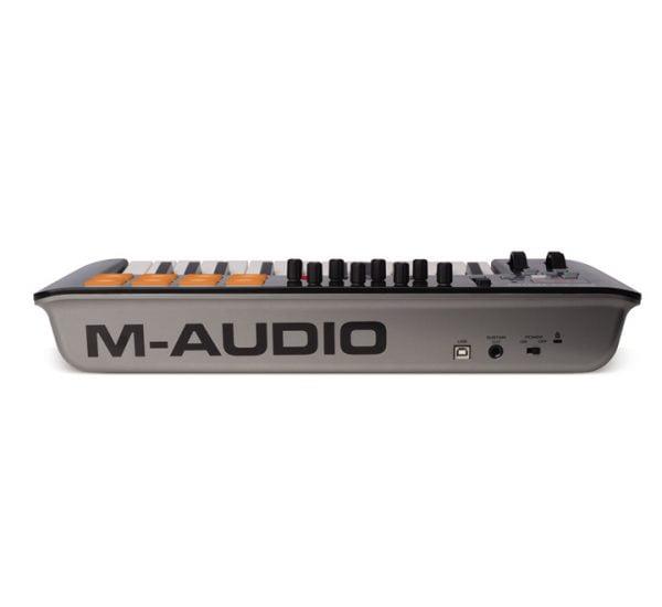 M-AUDIO Oxigene 25 4th Gen Back
