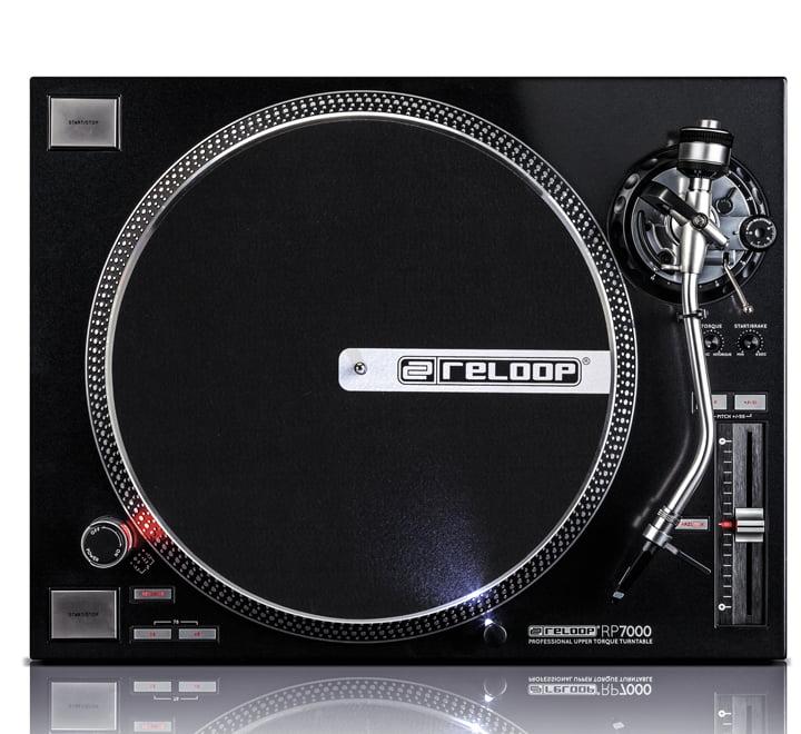 RELOOP RP7000 Black