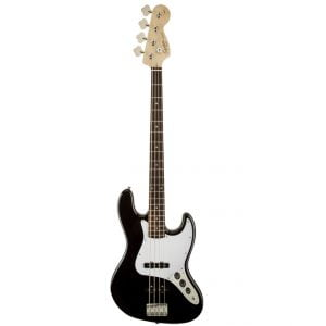 FENDER SQUIER AFFINITY JAZZ BASS RW-Black