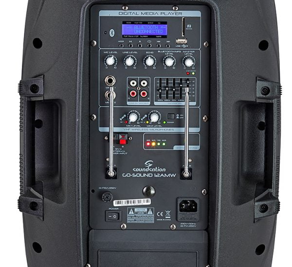 Soundsation Go-Sound 12 AMW AMPLIFIER