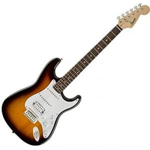 Squier Bullet Stratocaster RW BSB HSS