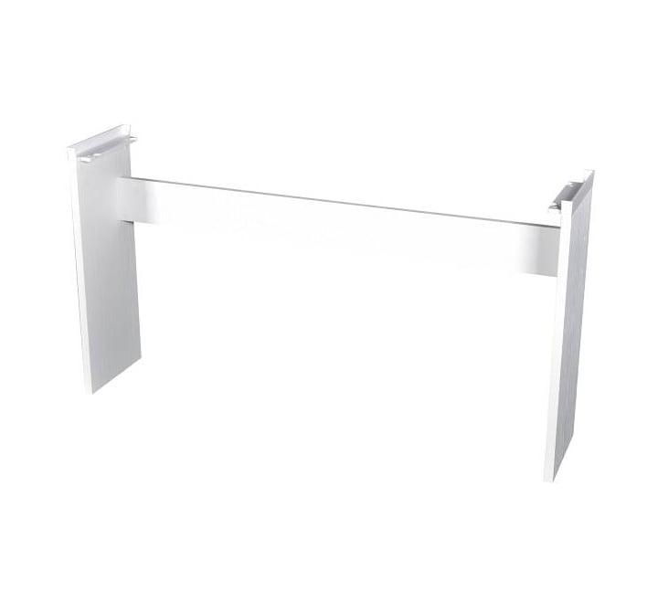 Artesia stand per pianoforte in legno white