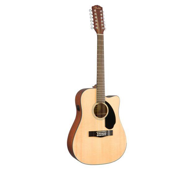 Fender CD-60SCE-12 Nat