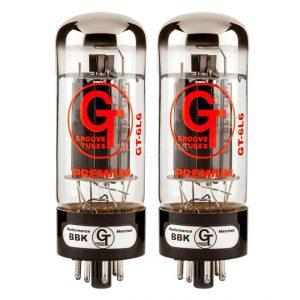 Groove Tubes GT 6L6R QT WHITE