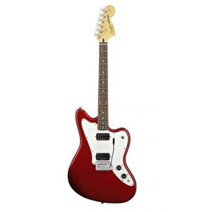 Squier by Fender Standard Jagmaster Red