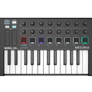 Arturia Minilab MKII Black Edition