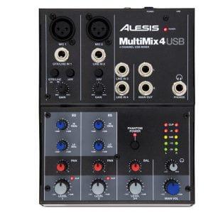 ALESIS Multimix 4 usb