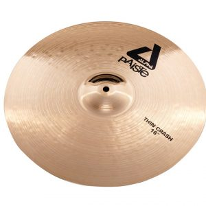"PAISTE ALPHA 16"" Thin Crash"
