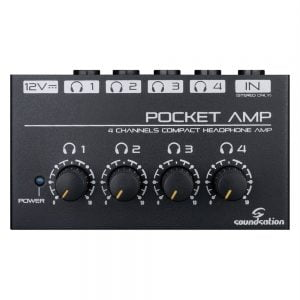 SOUNDSATION POCKET AMP