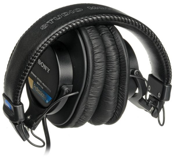 Sony MDR-7506 Detail