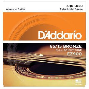 D'Addario EZ900