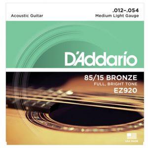 D'Addario EZ920