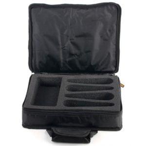 ROCKBAG RB23204B Borsa per 4 microfoni 36x29 cm