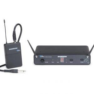 Samson Concert 88 UHF Wireless System Guitar