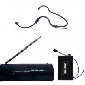 Shure T Series T3-PS T11-PS WH20