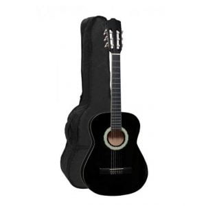 Cataluna Guitars- Chitarra Classica ½ Pack Black
