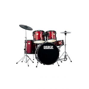 PEACE Celebrity DP-101-9 #25 Wine Red Brass Cymbals