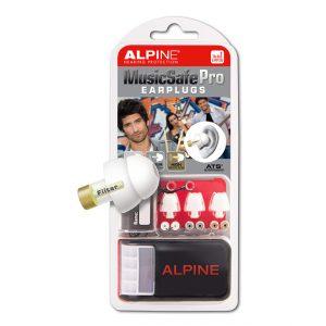 Alpine MusicSafe Classic MKII White Edition