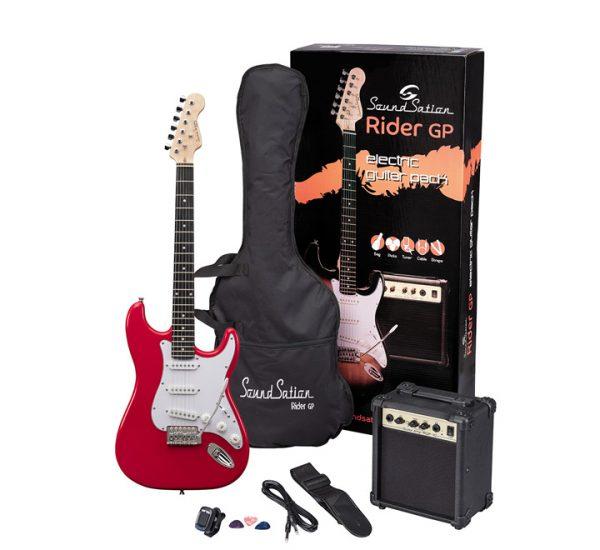 Soundsation Rider GP CAR – Guitar Pack