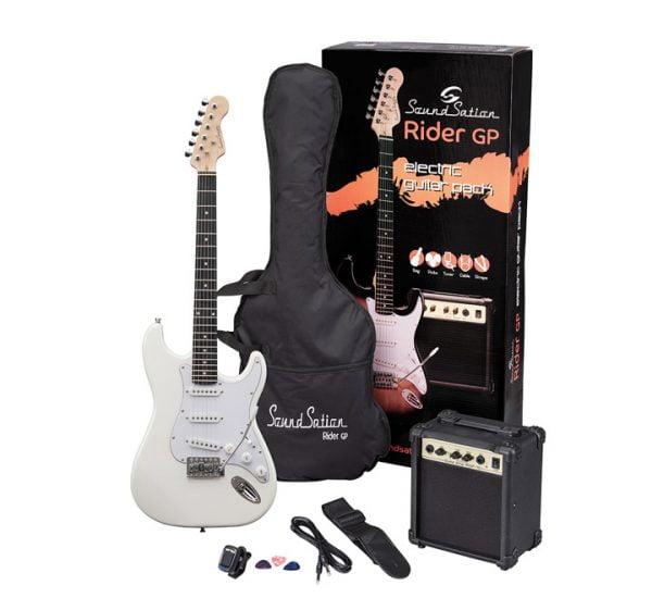 Soundsation Rider GP VW – Guitar Pack